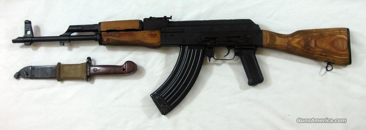 Romanian WASR 10  Guns > Rifles > AK-47 Rifles (and copies) > Full Stock