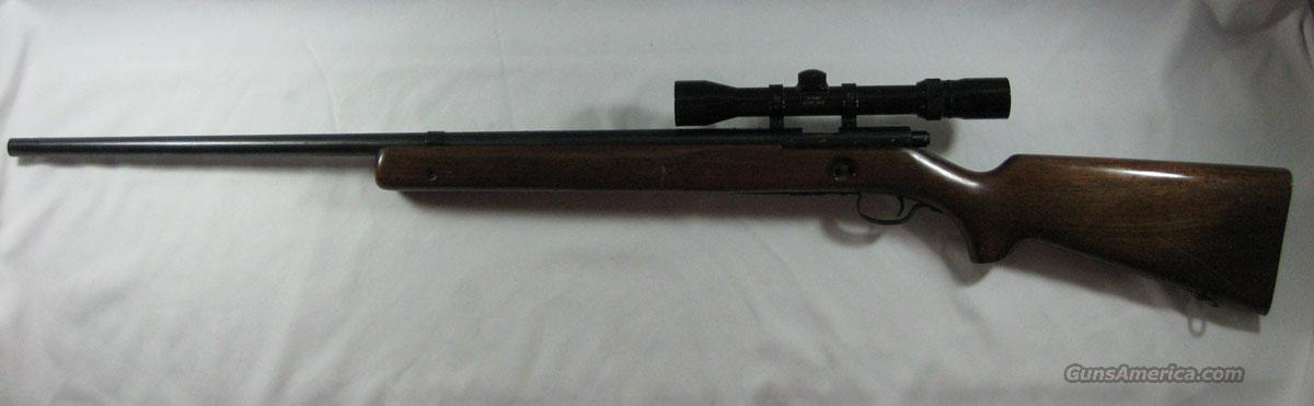 Winchester mdl 75  Guns > Rifles > Winchester Rifles - Modern Bolt/Auto/Single > Other Bolt Action