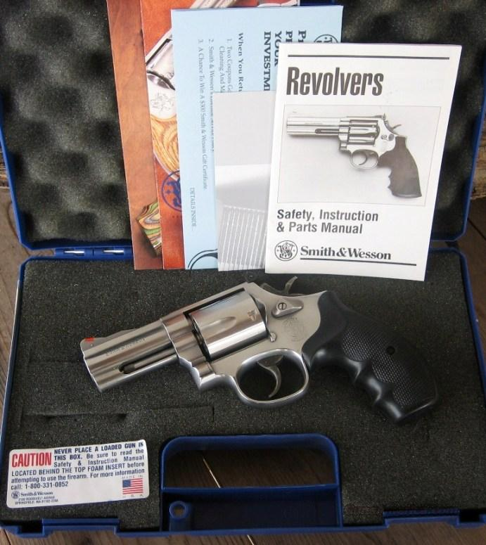 Smith & Wesson 696 no dash S&W NIB *FREE LAYAWAY*  Guns > Pistols > Smith & Wesson Revolvers > Full Frame Revolver