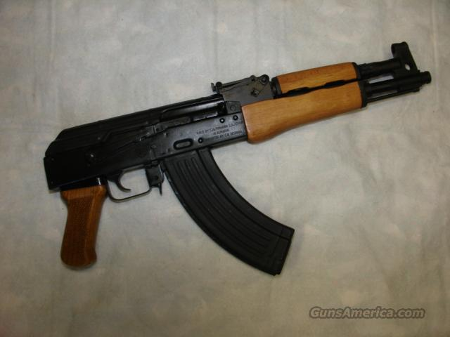 DRACO ROMANIAN AK47 PISTOL 7.62X39   Guns > Rifles > AK-47 Rifles (and copies) > Folding Stock