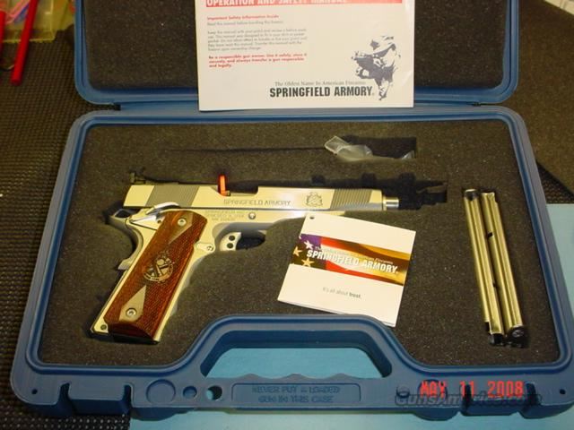 SPRINGFIELD ARMORY  9MM 1911 STAINLESS  Guns > Pistols > Springfield Armory Pistols > 1911 Type