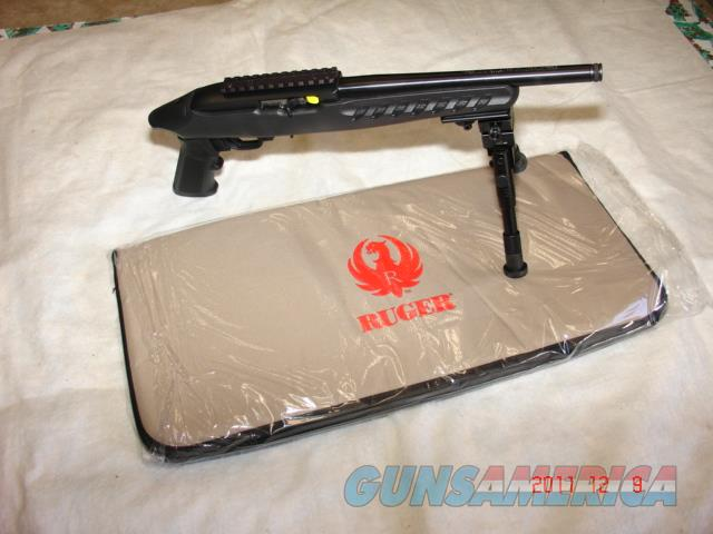 RUGER CHARGER THREADED BBL 22LR  Guns > Pistols > Ruger Semi-Auto Pistols > Charger Series