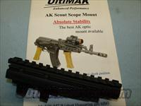ULTIMAK AK 47 SCOUT SCOPE MOUNT  Non-Guns > Scopes/Mounts/Rings & Optics > Mounts > Tactical Rail Components