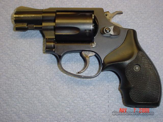 S&W MODEL 37-2 AIRWEIGHT 38 SPCL  Guns > Pistols > Smith & Wesson Revolvers > Pocket Pistols