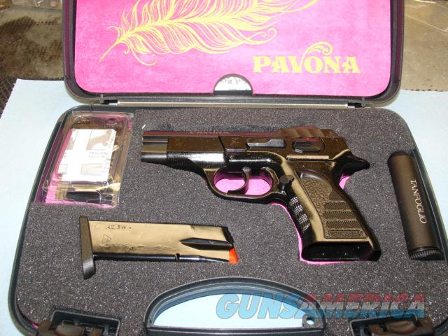 EAA WITNESS PAVONA FOR THE DISCERNING WOMAN 380 CALIBER  Guns > Pistols > EAA Pistols > Other