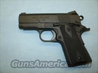 SPRINGFIELD MICRO COMPACT 1911 45 CAL  Guns > Pistols > Springfield Armory Pistols > 1911 Type