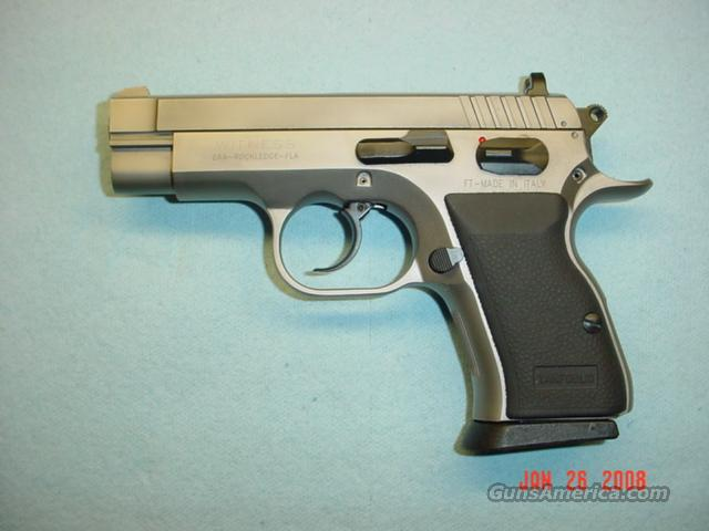 EAA WITNESS COMPACT 40 S&W  Guns > Pistols > EAA Pistols > Other