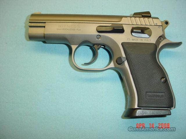 EAA WITNESS 9MM COMPACT  Guns > Pistols > EAA Pistols > Other