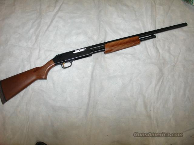MOSSBERG 500E 410 FULL CHOKE  Guns > Shotguns > Mossberg Shotguns > Pump > Sporting