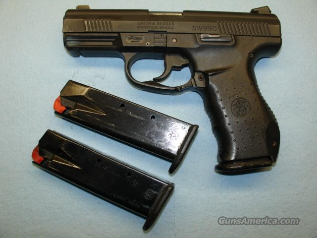 S&W/WALTHER M990 40 CALIBER NIGHT SIGHTS  Guns > Pistols > Smith & Wesson Pistols - Autos > Polymer Frame