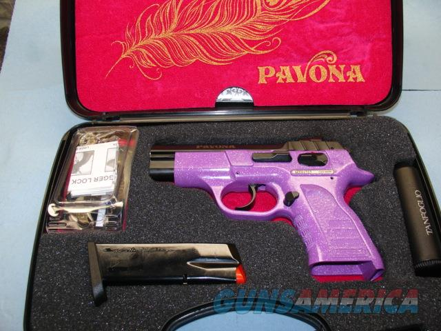 EAA WITNESS PAVONA 40 S&W FOR THE DISCERNING WOMAN  Guns > Pistols > EAA Pistols > Other