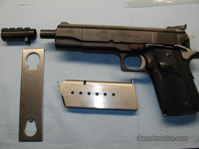 LAR GRIZZLY 45 WINMAG   Guns > Pistols > LAR/Grizzly Mfg. Co. Pistols