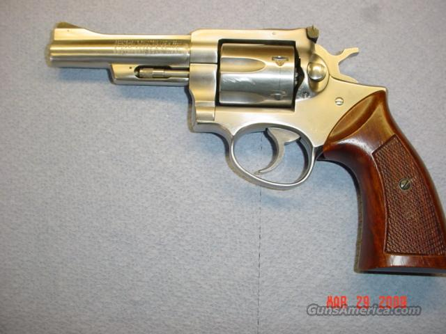 RUGER SECURITY SIX 357 MAGNUM  Guns > Pistols > Ruger Double Action Revolver > Security Six Type