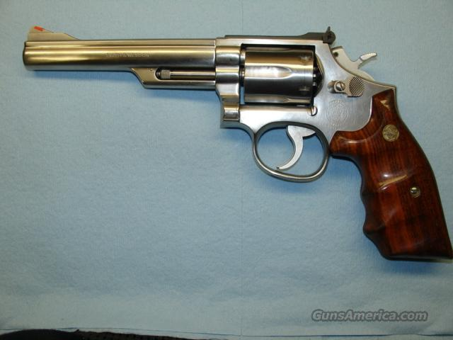 S&W M66-2 357 MAGNUM 6 INCH BBL  Guns > Pistols > Smith & Wesson Revolvers > Full Frame Revolver