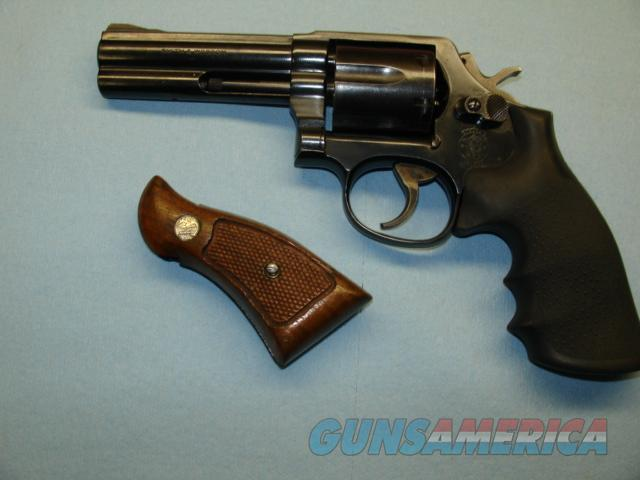 S&W M581 357 MAGNUM 4 INCH BBL  Guns > Pistols > Smith & Wesson Revolvers > Full Frame Revolver