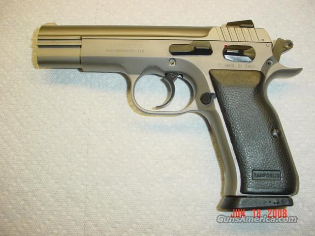 EAA WITNESS 9MM FULL SIZE  Guns > Pistols > EAA Pistols > Other