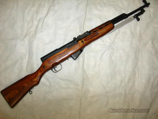 RUSSIAN SKS TULA ARSENAL 1950,7.62X39 C&R ELIGIBLE  Guns > Rifles > SKS Rifles