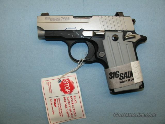 SIG P238 380 DUOTONE NIGHT SIGHTS  Guns > Pistols > Sig - Sauer/Sigarms Pistols > Other