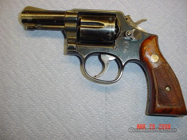 S&W MODEL 10 38 SPECIAL  Guns > Pistols > Smith & Wesson Revolvers > Full Frame Revolver