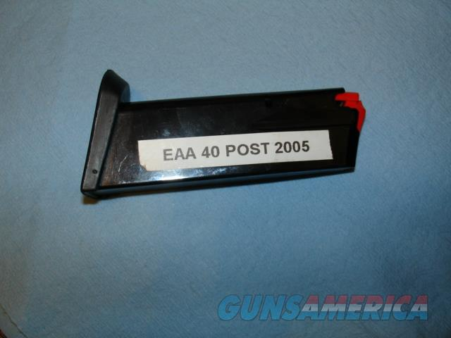 EAAWITNESS 40 CAL COMPACT FITS ALL GUNS MANUF AFTER 2005  Non-Guns > Magazines & Clips > Pistol Magazines > Other