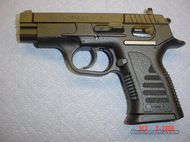 EAA WITNESS COMPACT 38 SUPER  Guns > Pistols > EAA Pistols > Other