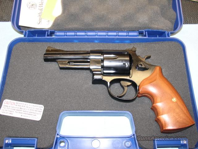 S&W M57-5 MOUNTAIN GUN 41 MAGNUM  Guns > Pistols > Smith & Wesson Revolvers > Full Frame Revolver