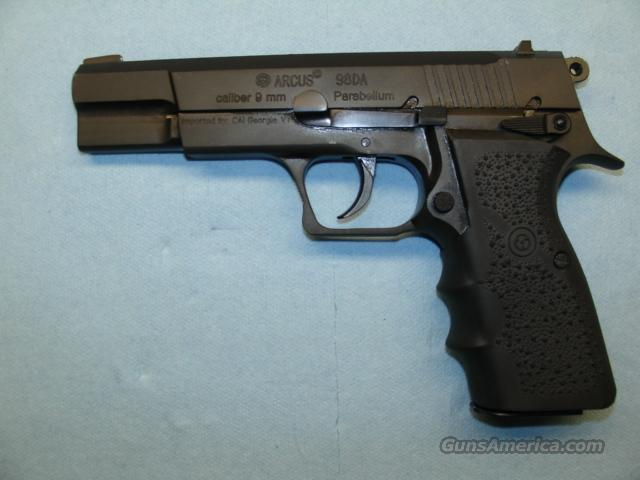 ARCUS 98DA 9MM   Guns > Pistols > Browning Pistols > Other Autos