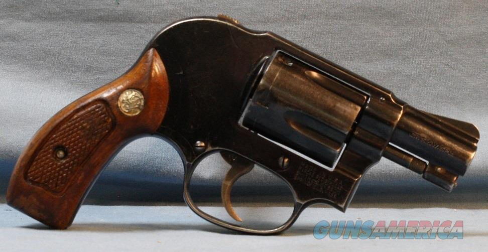 Smith & Wesson 49 Double Action Revolver (made in 1962), .38 Special   Guns > Pistols > Smith & Wesson Revolvers > Small Frame ( J )