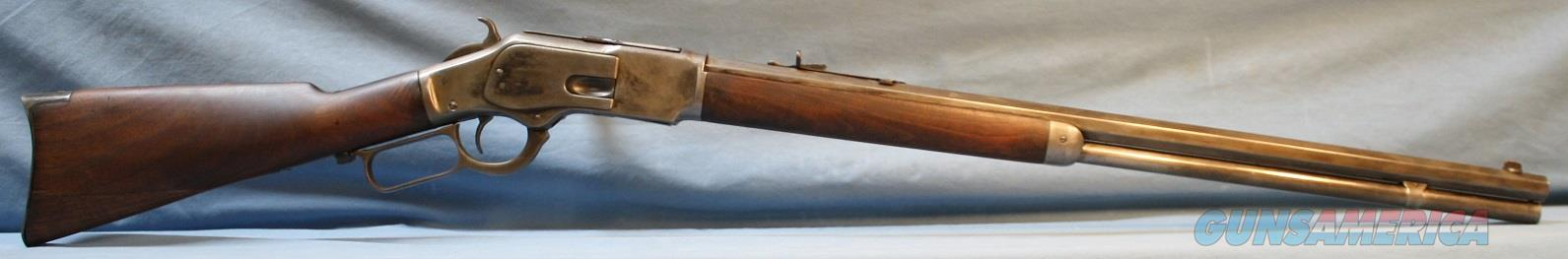 Winchester 1873 Lever Action Rifle, made 1913, .38 WCF (38-40) Free Shipping!  Guns > Rifles > Winchester Rifles - Modern Lever > Other Lever > Pre-64