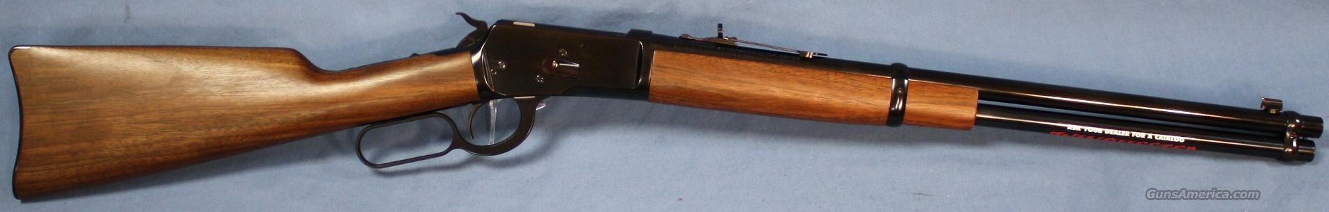 Winchester Leveractio Model 1892 357 Magnum Keyword Data