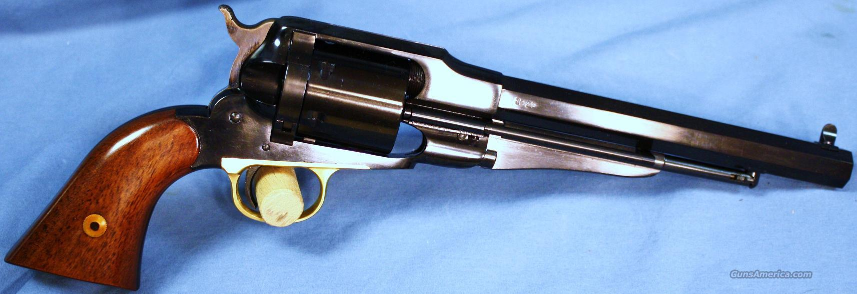 Uberti 1858 Remington New Army Conversion Single Action Revolver .45 Colt  Guns > Pistols > Uberti Pistols > Ctg.