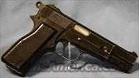 Browning FN Inglis Hi-Power MK I Semi-Automatic Pistol 9mm Made in 1944  Guns > Pistols > Browning Pistols > Hi Power