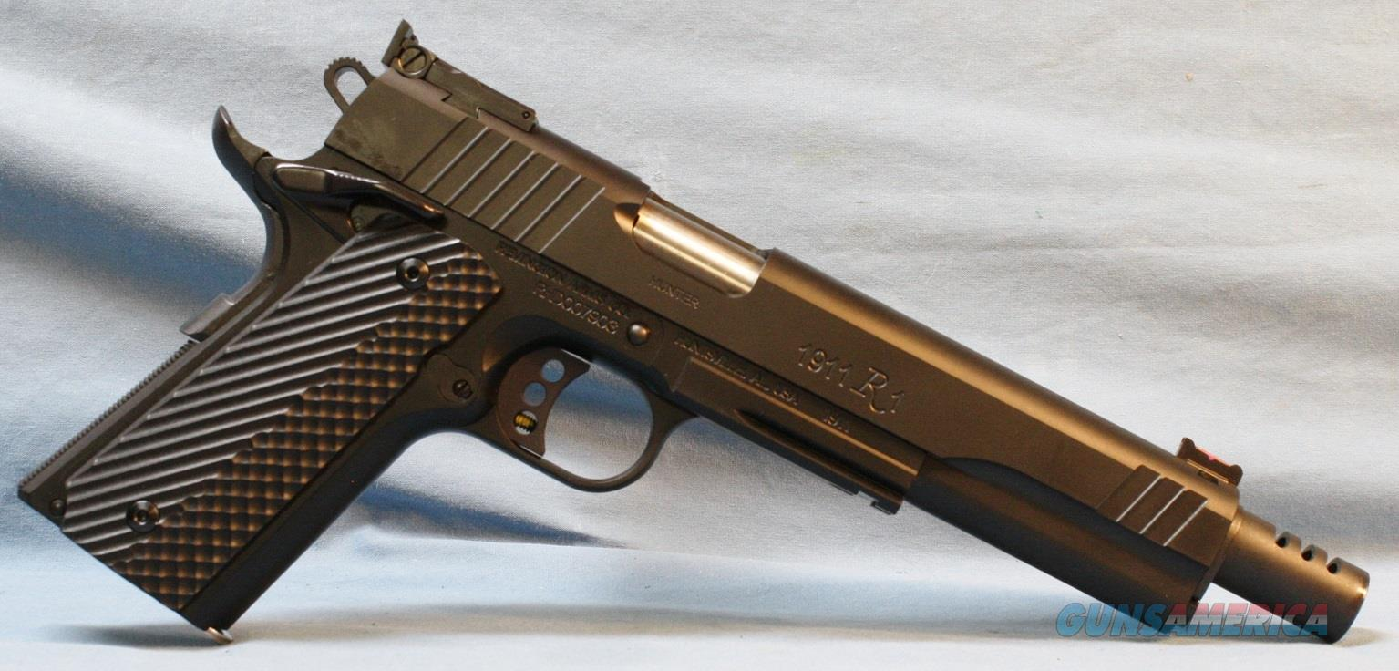 Remington R1 Hunter 1911A1 Semi-Automatic Pistol, 10mm Free Shipping!  Guns > Pistols > Remington Pistols - Modern > 1911