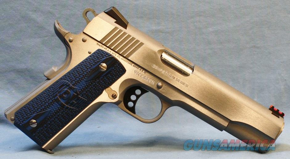 Colt Government Competition 1911 9mm Luger  Guns > Pistols > Colt Automatic Pistols (1911 & Var)