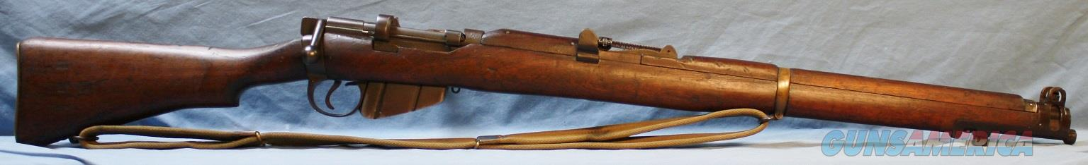 Lithgow Enfield No.1 MK.III* Bolt Action Rifle (made in 1945) , .303 British   Guns > Rifles > Military Misc. Rifles Non-US > Other