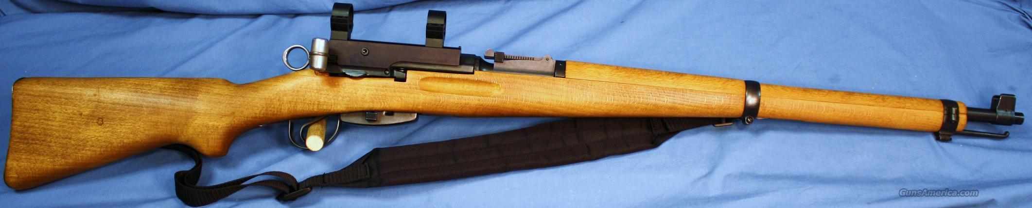 Swiss Model K-31 Straight-Pull Bolt Action Rifle 7.5x55mm  Guns > Rifles > Military Misc. Rifles Non-US > Shmidt Rubin