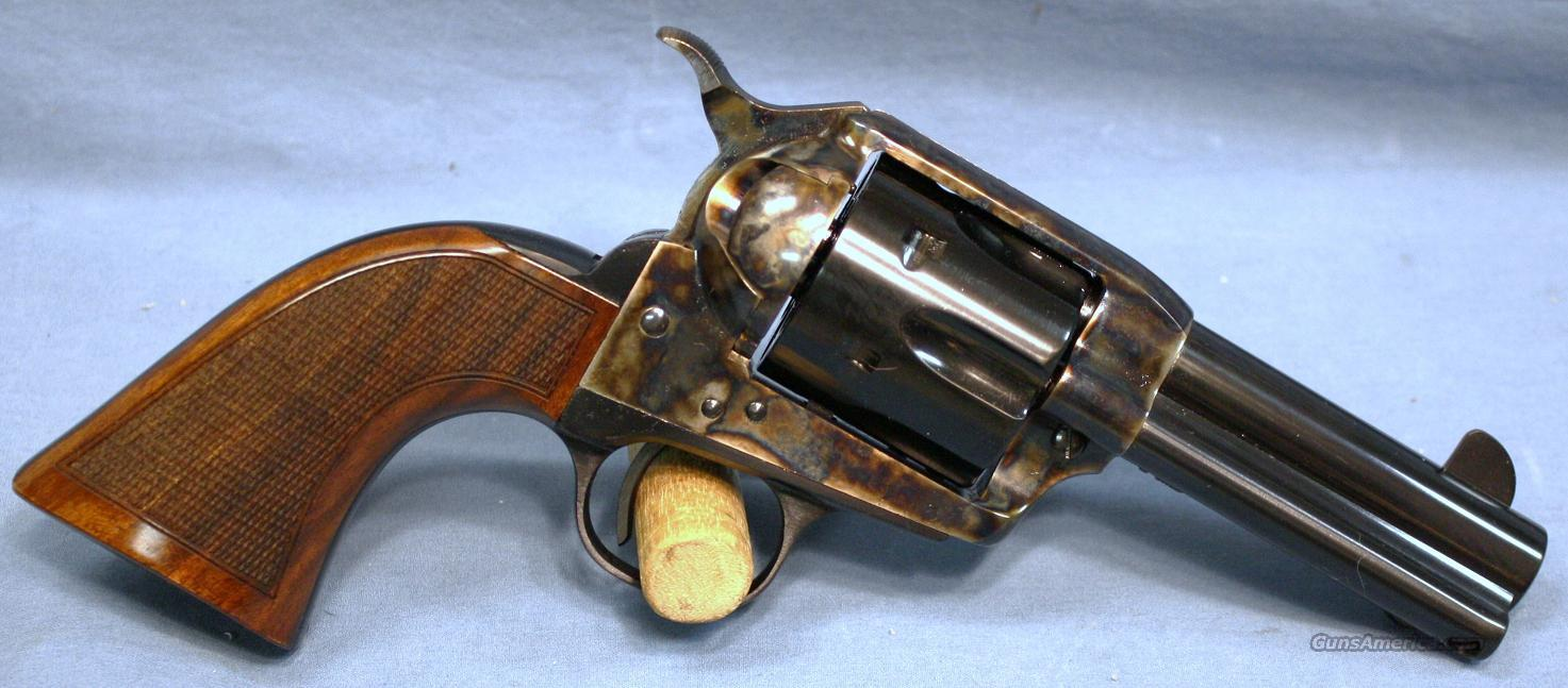 Uberti 1873 El Patron CMS (Cowboy Mounted Shooting) Single Action Revolver 45 Colt  Guns > Pistols > Uberti Pistols > Ctg.
