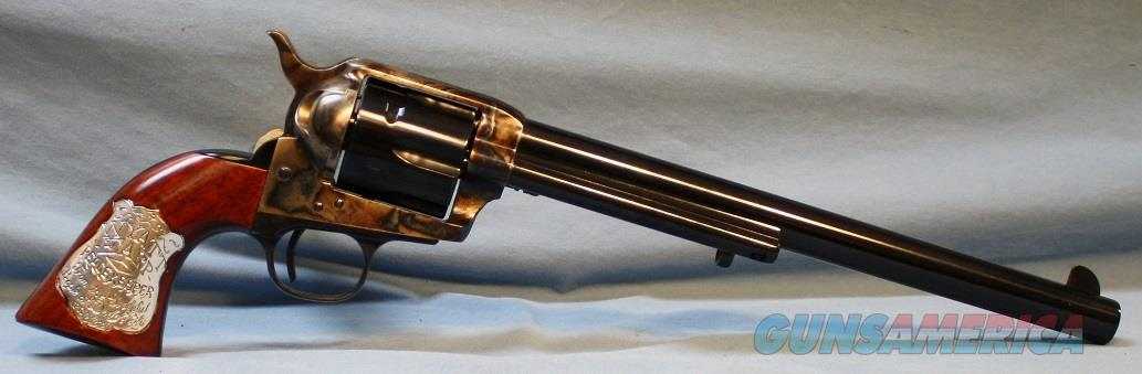 Cimarron Wyatt Earp Buntline Model Single Action Revolver, made by Uberti, 45 Colt Free Shipping!!  Guns > Pistols > Cimmaron Pistols