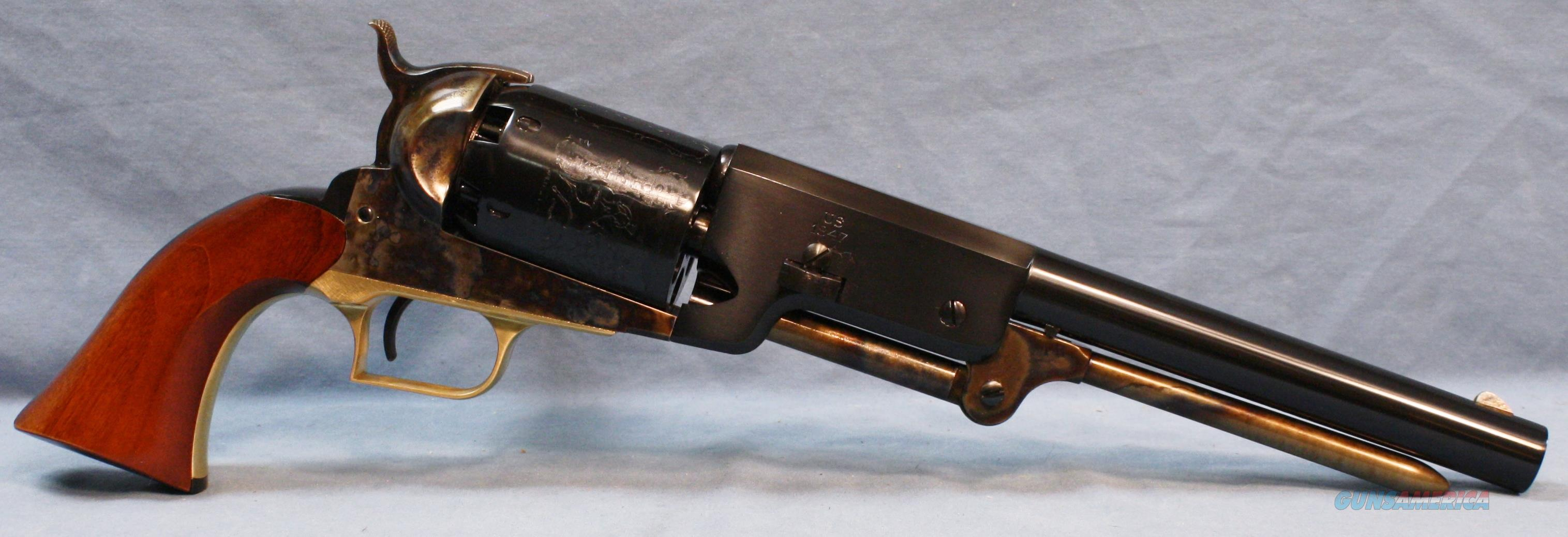 Uberti Model 1847 Walker .44 Caliber  Guns > Pistols > Uberti Pistols > Percussion