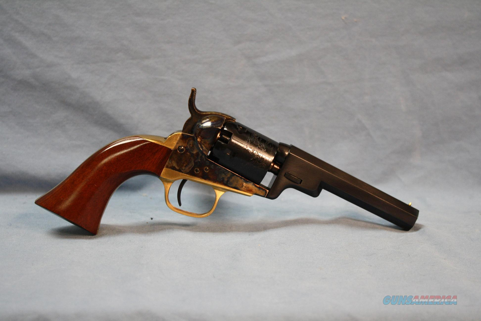 Uberti 1849 Wells Fargo Single Action Percussion Revolver 31 Caliber   Guns > Pistols > Uberti Pistols > Percussion