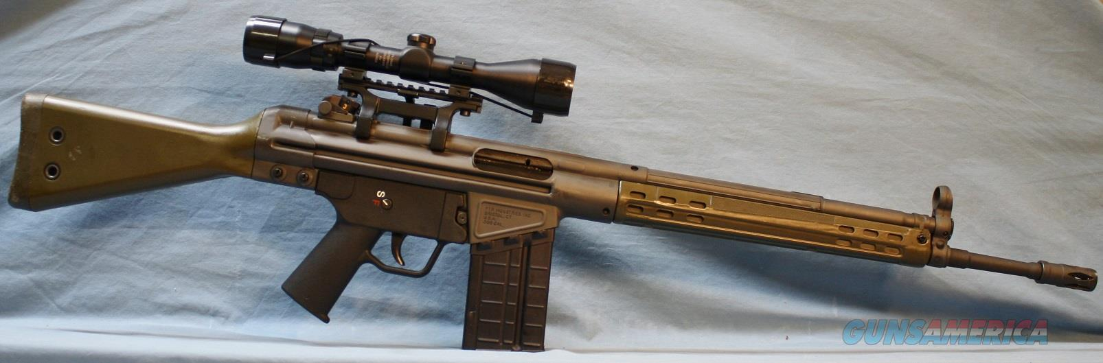 PTR Industries PTR-91GI Semi-Automatic Rifle, .308 Win (7.62 nato)   Guns > Rifles > PTR Rifles