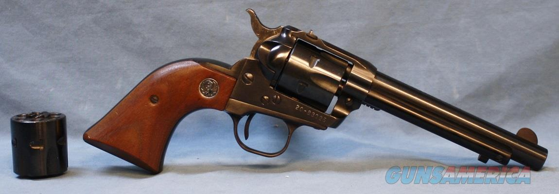 Ruger Single Six 3-Screw Single Action Revolver, Made in 1971 22 Combo Free Shipping!!  Guns > Pistols > Ruger Single Action Revolvers > Single Six Type
