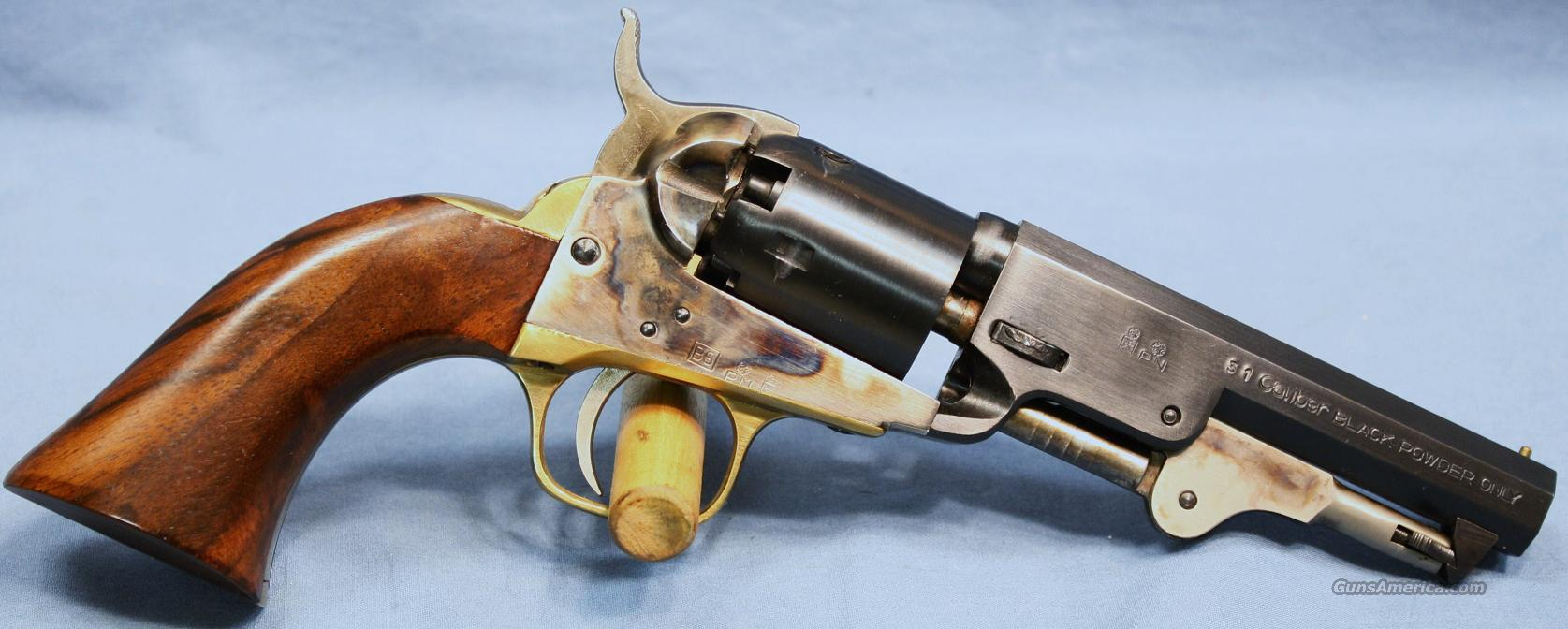 Palmetto 1849 Pocket Single Action Percussion Revolver .31 Caliber  Guns > Pistols > Colt Replica (Italian, etc.) Pistols