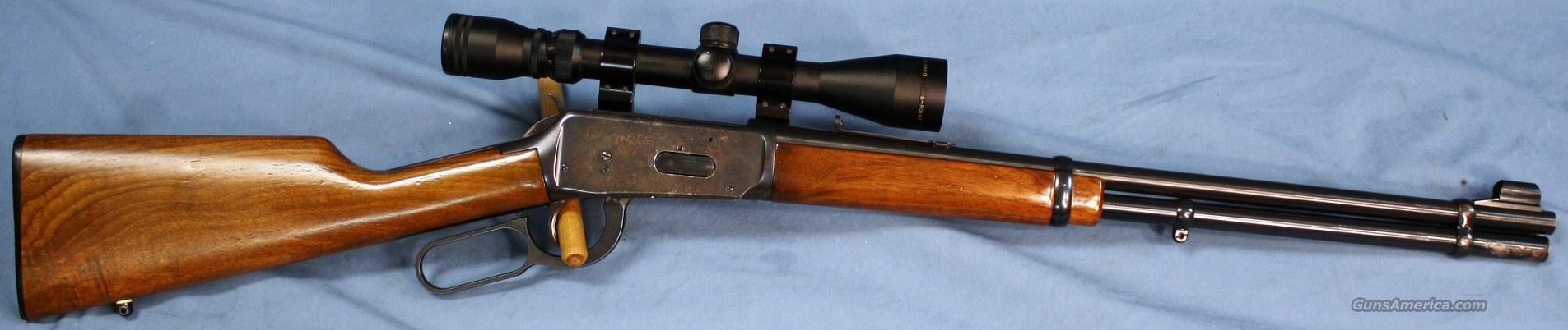 Winchester Model 94 Top Eject Lever Action Rifle .30-30 Win  Guns > Rifles > Winchester Rifles - Modern Lever > Model 94 > Post-64