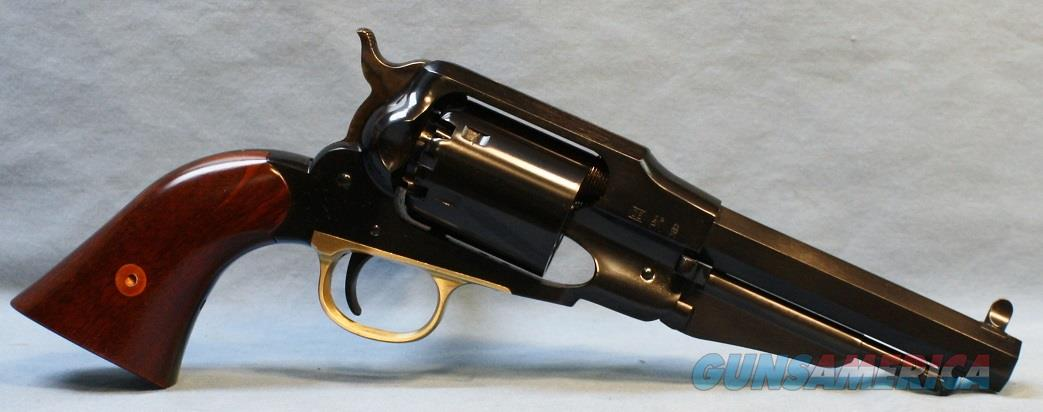 Cimarron Remington 1858 New Army Short Barrel Single Action Percussion Revolver, made by Uberti,  44 Caliber   Guns > Pistols > Cimmaron Pistols
