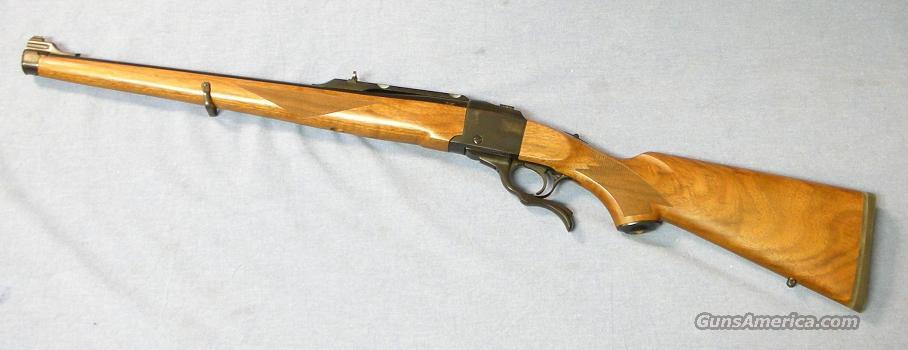 Ruger No 1 RSI 7x57 Single Shot Rifle
