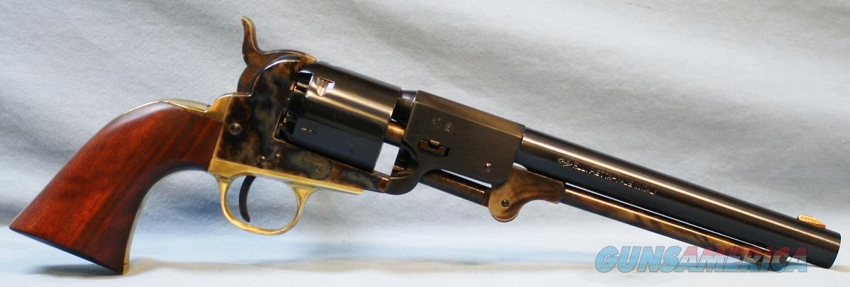 Taylor's and Co. Model 1863 Dance and Brothers Single Action Percussion Revolver, 44 caliber Free Shipping!  Guns > Pistols > Taylors & Co. Pistols > Percussion