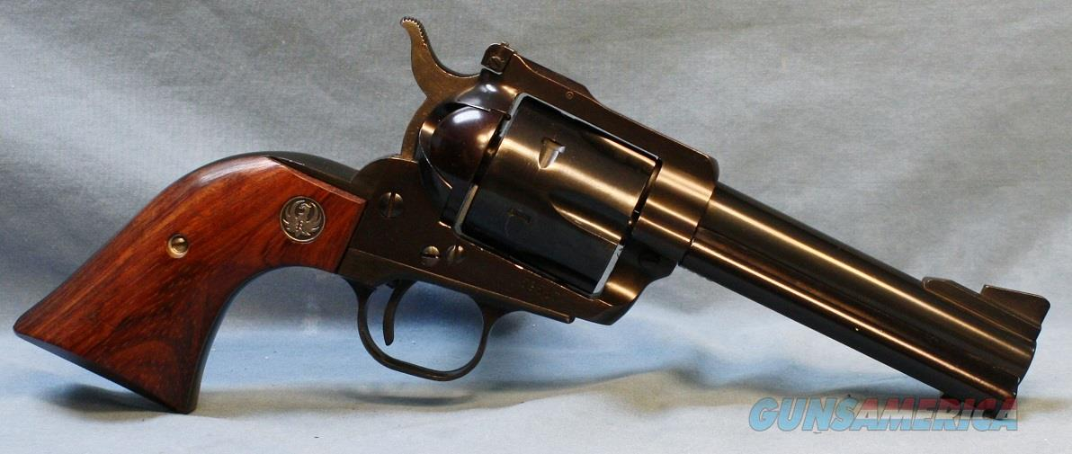 Ruger Old Model Blackhawk Single Action Revolver (Made 1964), .357 MAG   Guns > Pistols > Ruger Single Action Revolvers > Blackhawk Type