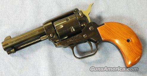 Heritage Arms Rough Rider Bird's Head .22LR/ .22 Mag Combo Single Action Revolver  Guns > Pistols > H Misc Pistols