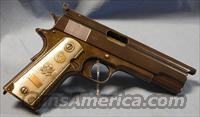 Norwegian 1914 Custom Semi-Automatic Pistol 45 ACP  Guns > Pistols > 1911 Pistol Copies (non-Colt)